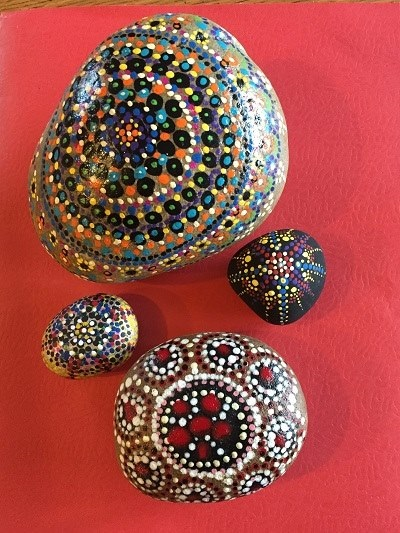 Rock Painting Workshop for Adults @ Watkins Glen Public Library