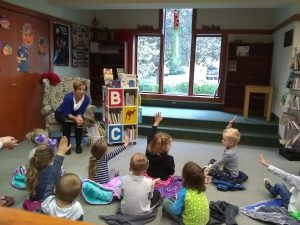 Story Hour for Children @ Watkins Glen Public Library
