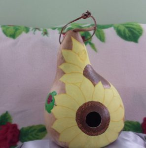Gourd Painting with Karen Curren
