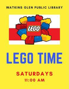 Lego playtime
